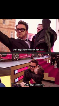 This is why I love Robert Downey junior