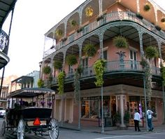 New Orleans, LA- love it here!