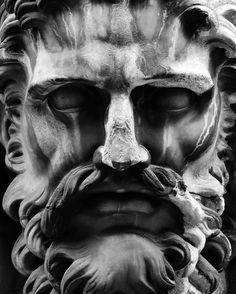 distractio infinita — ganymedesrocks: … For Lack of an Accurate. Statue Tattoo, Zeus Tattoo, Roman Sculpture, Art Sculpture, Sculpture Romaine, Greek Statues, Buddha Statues, Ancient Greek Sculpture, Stone Statues