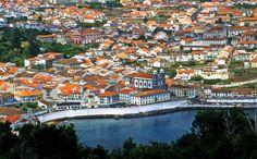 Angra do Heroismo, Terceira, Azores, Portugal