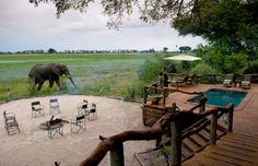 Little Tubu, Botswana