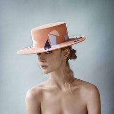 Beautiful Artistic Decorated Hats – Fubiz Media
