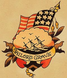 Sailor Jerry Traditional Tattoo