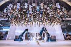Biloxi's Hard Rock Casino Hotel will feature just the second land-based robotic bar in the country! It opens later this month!