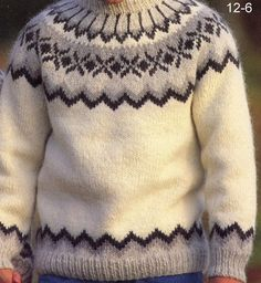 Crochet Pullover Pattern, Sweater Knitting Patterns, Knitting Designs, Crochet Patterns, Nordic Sweater, Men Sweater, Jumper, Baby Sweaters, Cable Knit Sweaters
