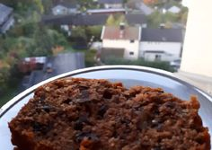 Κέικ καρότο-σοκολάτας χωρίς ζάχαρη (της Χρύσας)! συνταγή από τον/την Νορβηγέζα - Cookpad Brownie Cake, Brownies, Stevia, Cereal, Pudding, Breakfast, Desserts, Recipes, Food