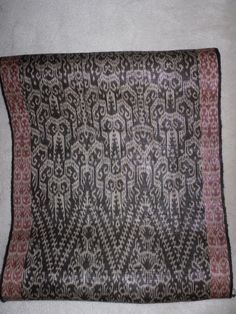 Philippines President Rody Duterte's Proclamation # 126 s. 2017 (signed on January made Bai Yabing Masalon Dulo as one of the 3 Manlilikha ng Bayan/National Living Treasures of the. Tribal Fabric, Woven Fabric, Living Treasures, Tribal Community, Philippines Culture, Central Asia, Borneo, Ikat, Weaving