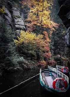 hinterhermsdorf-bootsstation-saechsische-schweiz Past, Deep, Forests, Places, Youth, Travel, Holidays, Hiking, Destinations