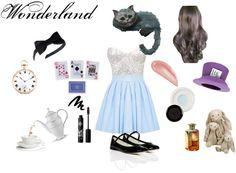 """""""Wonderland"""" by livi-horan-1d on Polyvore"""
