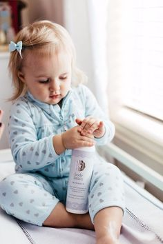 These Are the Safest Cosmetic Products For Babies, According to the EWG