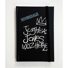 Riverdale - Jughead Jones Was Here Notebook