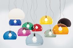 Kartell Fly lamp - designanddevices.com