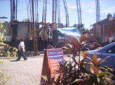 Melaque Construction across from Calypso Cafe