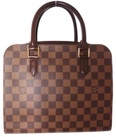 Louis Vuitton Damier Canvas Triana (collectible Classic) Shoulder Bag $1,039