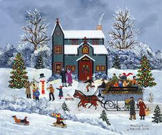 A Time of Good Cheer ~ Holiday Treats by Jane Wooster Scott