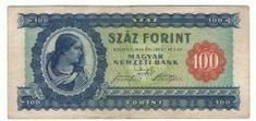 100 forint - 1946 - Magyar papírpénzek honlapja - Bankjegyek.com Old Money, Othello, Coin Collecting, Vintage Ads, Hungary, Budapest, Old Photos, All In One, Coins