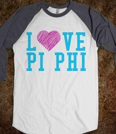 Love Pi Phi