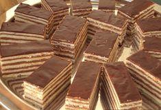 Mađarica…savršenstvo bez mane - Kuhinja i ideje Romanian Desserts, Torte Recepti, Cake Bars, Food Cakes, Cake Recipes, Food And Drink, Cooking Recipes, Ice Cream, Sweets