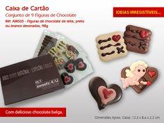 Um Coração de Chocolate para enviar a quem mais gosta :) http://www.mysweets4u.com/pt/?o=1,5,44,49,2,0