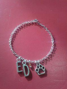Ed Sheeran Inspired Bracelet di FollowTheGrace su Etsy