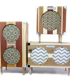 TimberCraft Cabinets - Custom Speaker Cabinets | Designs