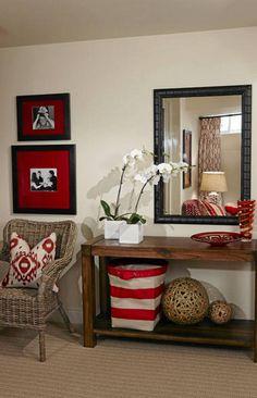 Sarah Richardson basement redesign. (Stacey Brandford Photography)