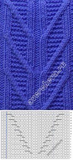 Patrón 777 | patrón de tejer con agujas directorio