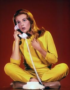 Ann Margaret in Bye Bye Birdie, 1963