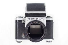 Pentacon SIX TL mit Prismensucher defekt für Bastler | eBay