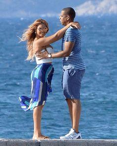 Beyoncè & Jay Z in Italy September 2015