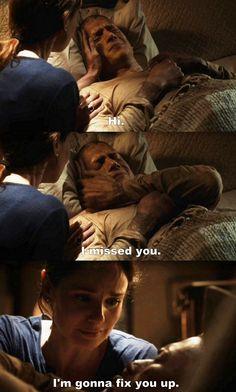 Prison Break S05E07 - Michael & Sara.
