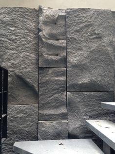 Stone Facade, Stone Masonry, Stone Cladding, Wall Cladding, Brick And Stone, Stone Work, Landscape Walls, Landscape Design, Stone Wall Design