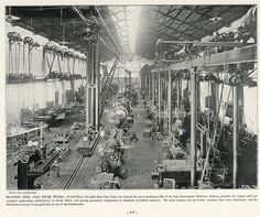 Machine Shop, Salt River Works | South Africa by The National Archives UK