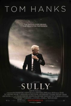 Sully Original Movie Poster (Tom Hanks Clint Eastwood) Double Sided Final Style Original Cinema Poster X Streaming Movies, Hd Movies, Movies To Watch, Movies Online, 2016 Movies, Oscar Movies, Hd Streaming, Movies Free, Clint Eastwood
