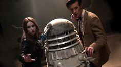 Asylum of the Daleks.
