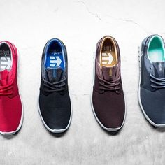 @etnies Scout colors for Fall '14 #SCOUTITOUT #etnies