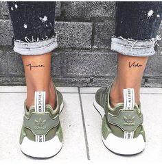 Search inspiration for a Minimal tattoo. Mini Tattoos, Trendy Tattoos, Cute Tattoos, Beautiful Tattoos, Body Art Tattoos, Small Tattoos, Tattoos For Women, Tatoos, Tattoo Ink