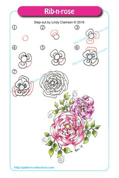 Rib-n-rose by Lindy Clarkson