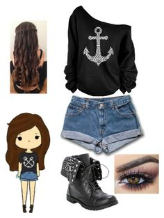 """""""✨""""Chibis"""" In Real Life #2✨"""" by ashleyneedstoshutup on Polyvore"""