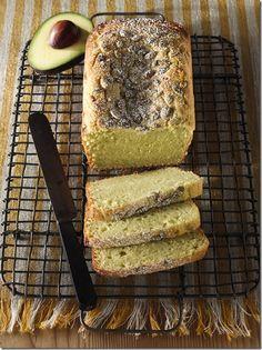 Avocado Pound Cake