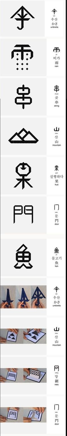 #Chinese characters