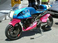 John Britten's V1000, the greatest motorcycle ever conceived in New Zealand... or the world...EVER!