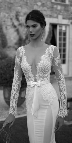 Stunning Berta Wedding Dress Collection 2015 (Part 1)