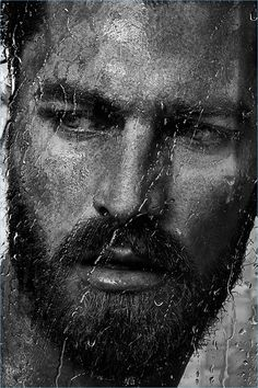 """Zach Pricer by Arthur Belebeau - amazing male portrait photogpaphy in black and white - """"Beauty and Grooming"""" Black And White Portraits, Black And White Pictures, Black And White Photography, Portrait Photography Men, Photography Poses For Men, Street Photography, Landscape Photography, Nature Photography, Fashion Photography"""