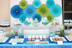 New little prince baby shower