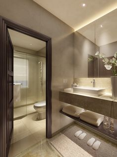 awesome bathrooms attic - Google Search