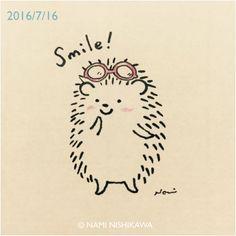 915 Улыбнись! 7 19 мая (вторник) по 14 августа (воскресенье), в «C / магазин (море)», чтобы открыть в течение ограниченного времени на Tokyu Руки Киото магазин 1F, продавать товары Nami ежа вы.  Такие, как ежи и белые медведи, мы подготовили оригинальные товары мотива.  Летние каникулы, пожалуйста, приходите все средства, чтобы играть!