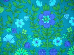 Fab-vintage-retro-Jonelle-70s-cotton-curtain-fabric-by-the-metre-Roundelay