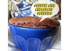 Souffle Girl Chocolate Souffles