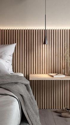 Bedroom Furniture Design, Room Decor Bedroom, Home Bedroom, Interior Design Living Room, Modern Luxury Bedroom, Luxurious Bedrooms, Modern Interiors, Bed Design, Small Bedroom Hacks